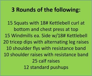 922 Workout
