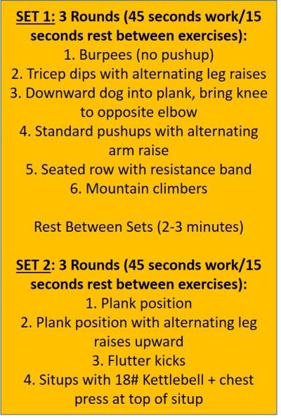 101 Workout