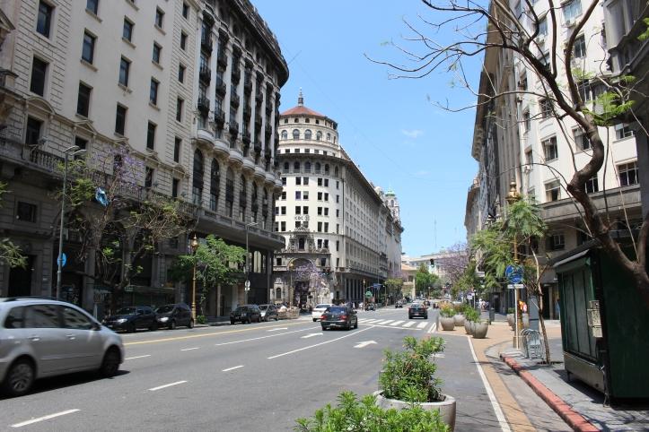 BA Empty Streets