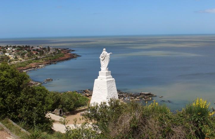MV Jesus over Ocean