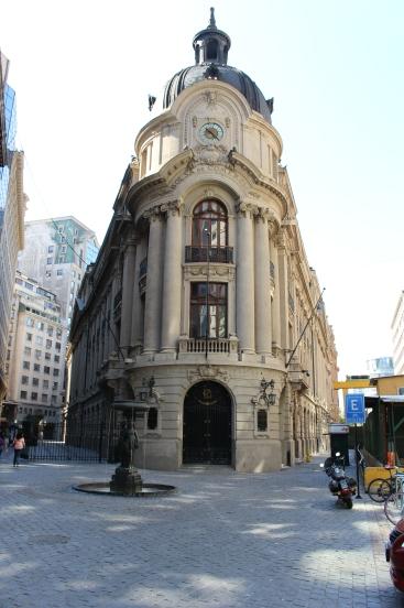 SA Cool building